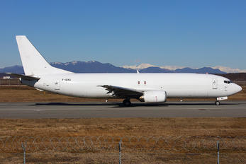 F-GIXU - ASL Airlines Boeing 737-400SF