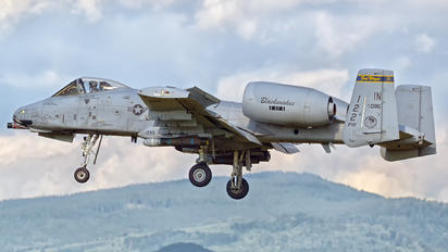 095 - USA - Air Force Fairchild A-10 Thunderbolt II (all models)