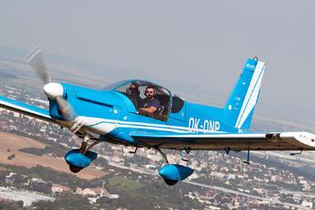 OK-ONP - Blue Sky Service Zlín Aircraft Z-142