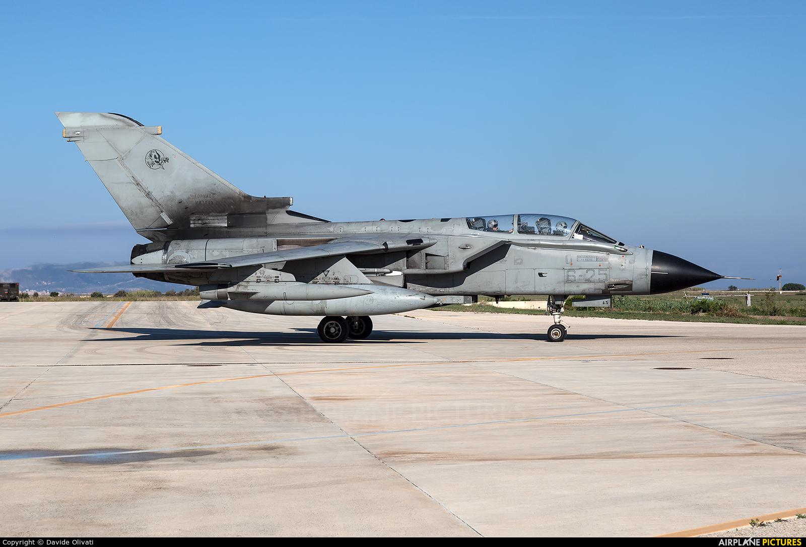 Italy - Air Force MM7043 aircraft at Trapani - Birgi