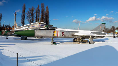 16 - USSR - Air Force Sukhoi Su-15TM