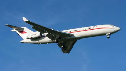 A9C-BA - Bahrain Amiri Flight Boeing 727-200 (Adv)