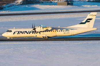 OH-ATH - NoRRA - Nordic Regional Airlines ATR 72 (all models)