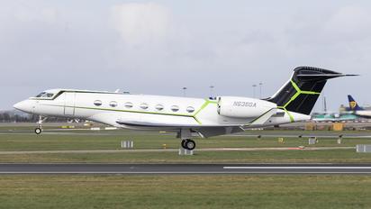 N636GA - Private Gulfstream Aerospace GVII-G600