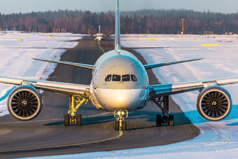 A7-BCM - Qatar Airways Boeing 787-8 Dreamliner