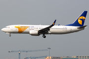 Covid related cargo visit of Mongolian Airlines 737 to Mumbai title=