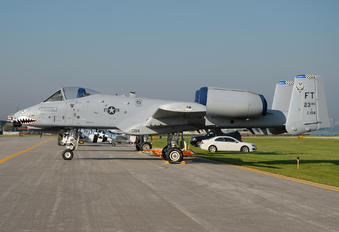 80-0194 - USA - Air Force Fairchild A-10 Thunderbolt II (all models)