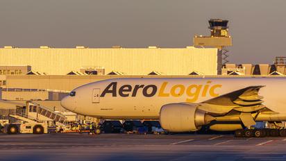 D-AALJ - AeroLogic Boeing 777F