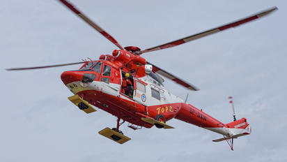 SP-SXW - Tatra Mountains Rescue (TOPR) PZL W-3 Sokół