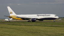 G-DIMB - Monarch Airlines Boeing 767-300ER aircraft