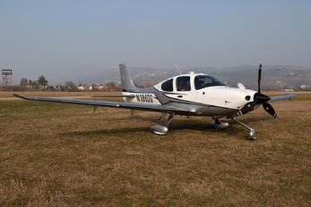 N186DG - Private Cirrus SR-22 -GTS