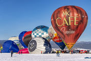 VIII Winter Balloon Competition in Nowy Targ