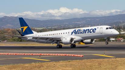 N998QQ - Alliance Airlines Embraer ERJ-190 (190-100)