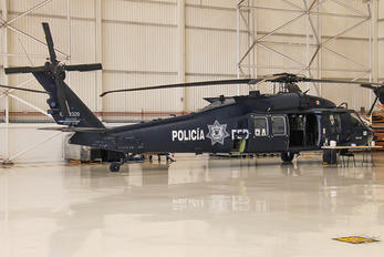 PF-113 - Mexico - Police Sikorsky UH-60M Black Hawk