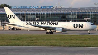 ET-ALH - United Nations Boeing 767-300ER