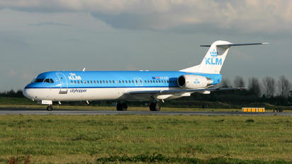 PH-OFF - KLM Cityhopper Fokker 100