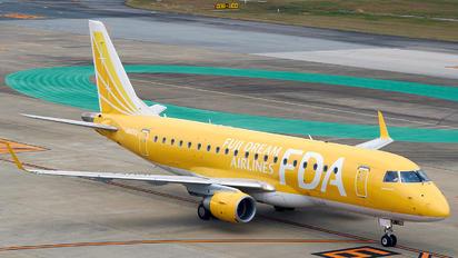 JA07FJ - Fuji Dream Airlines Embraer ERJ-175 (170-200)