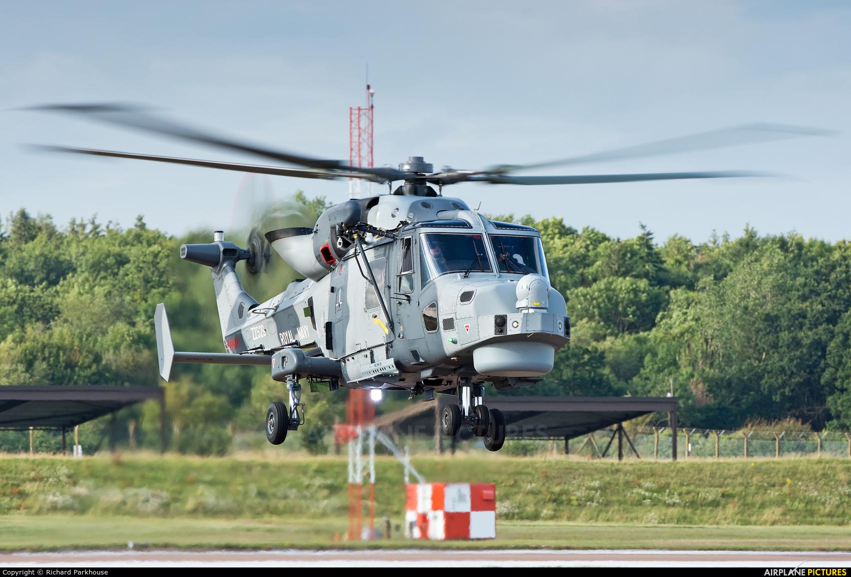 Royal Navy ZZ529 aircraft at Fairford