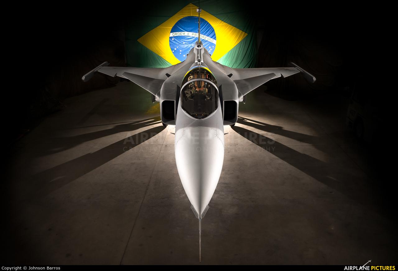 Brazil - Air Force 4100 aircraft at Navegantes - SC