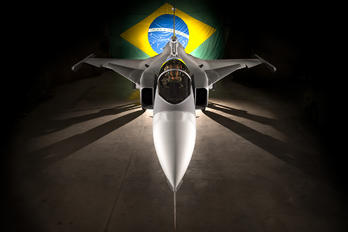 4100 - Brazil - Air Force SAAB JAS39E Gripen NG
