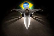 4100 - Brazil - Air Force SAAB JAS39E Gripen NG aircraft