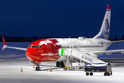 EI-FYF - Norwegian Air International Boeing 737-8 MAX aircraft