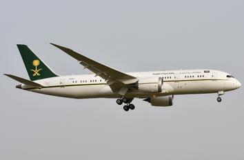 HZ-MF8 - Saudi Arabia - Government Boeing 787-8 Dreamliner
