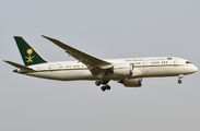 Saudi Arabia Government Dreamliner visited AMS for maintenance title=