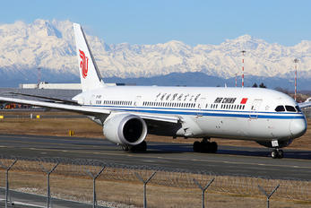 B-1591 - Air China Boeing 787-9 Dreamliner