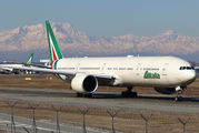 EI-WLA - Alitalia Boeing 777-300ER aircraft