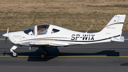 SP-WIX - Smart Aviation Tecnam P2002 JF