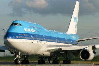 PH-BFC - KLM Asia Boeing 747-400
