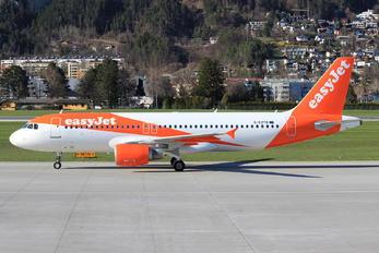 G-EZTB - easyJet Airbus A320
