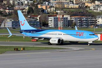 G-FDZY - TUI Airways Boeing 737-800