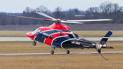 UR-AMS - Private Agusta / Agusta-Bell A 109E Power