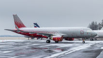 VQ-BRV - Rossiya Airbus A320 aircraft
