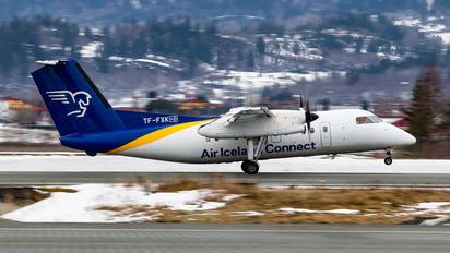 TF-FXK - Air Iceland de Havilland Canada DHC-8-200Q Dash 8
