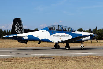 036 - Greece - Hellenic Air Force Beechcraft T-6 Texan II