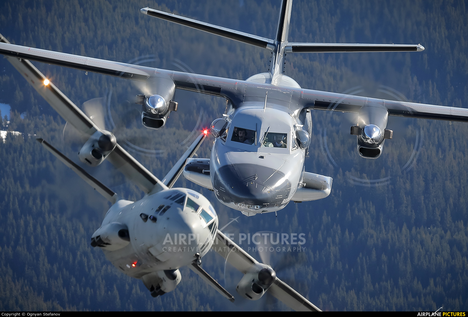 Bulgaria - Air Force 069 aircraft at In Flight - Bulgaria