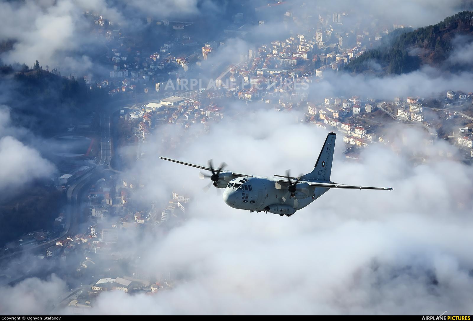 Bulgaria - Air Force 073 aircraft at In Flight - Bulgaria