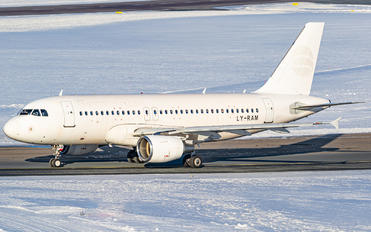 LY-RAM - GetJet Airbus A319