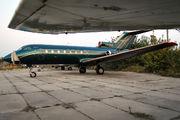 UR-SAN - Aerostar Yakovlev Yak-40 aircraft