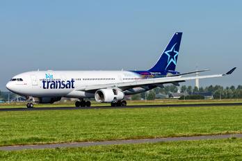 C-GJDA - Air Transat Airbus A330-200