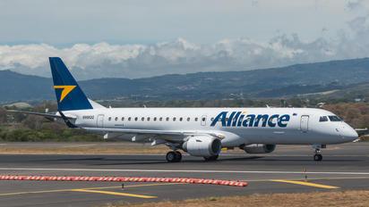 N998QQ - Alliance Air Embraer ERJ-190 (190-100)