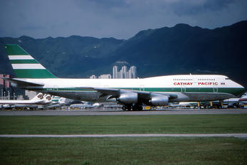 VR-HIK - Cathay Pacific Boeing 747-300