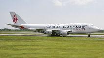 B-KAE - Dragonair Cargo Boeing 747-400BCF, SF, BDSF aircraft