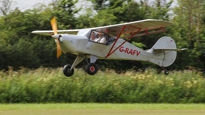 G-RAFV - Private Avid Aircraft Flyer MKIV Speedwing