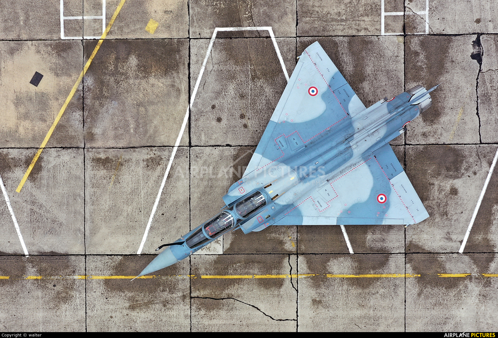 France - Air Force - aircraft at Orange - Caritat
