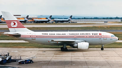 TC-JCR - Turkish Airlines Airbus A310