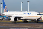 N57016 - United Airlines Boeing 777-200ER aircraft